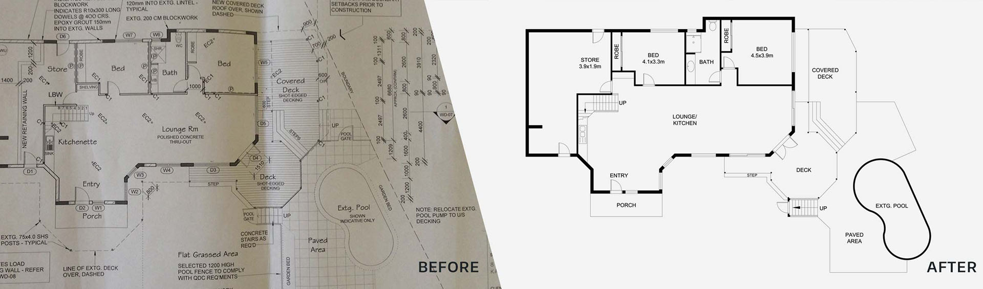 Floor Plans Conversion